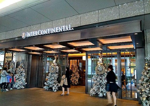 「インターコンチネンタル東京ベイ」の画像検索結果
